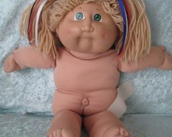 Vintage 1978 to 1982 Cabbage Patch kids Doll #1