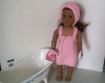 Spa Set for the American Girl Doll