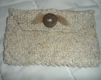 Bags, purses, Selection of Handmade Knitted/Crochet