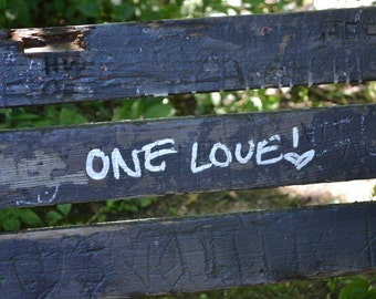One Love | Photography Print