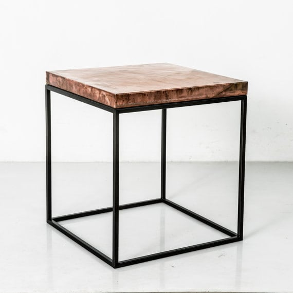 23 5 Extra Tall Nightstand Bedside Table by CraftsManhattan