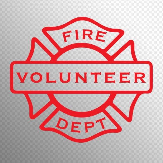 Volunteer Firefighter Emblem The gallery for -->...