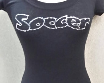 Black scoop neck tshirt