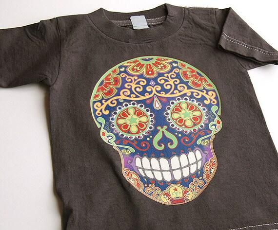 Items similar to Hipster Toddler Boys Clothes Boho Skull