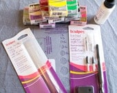 Polymer Clay Tools and Supplies Destash Sculpey Premo Roller