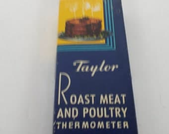 Taylor Roast Meat and Poultry Thermometer