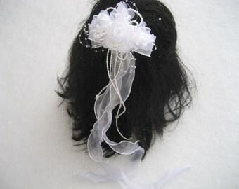 Flower Girl Hair Comb