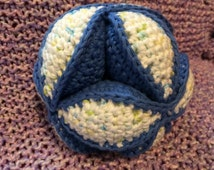 Puzzle Ball, Crochet