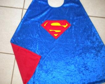 Dress Up Superman Cape for kids