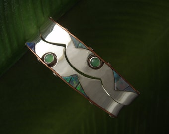 Las Olas Nesting Bracelets in Sterling Silver