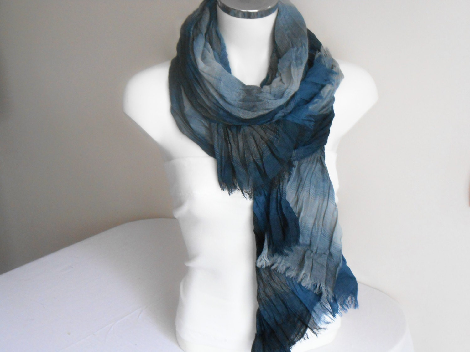 s scarves striped s scarf organic linen