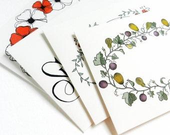 Printable Mail Art Envelope Templates