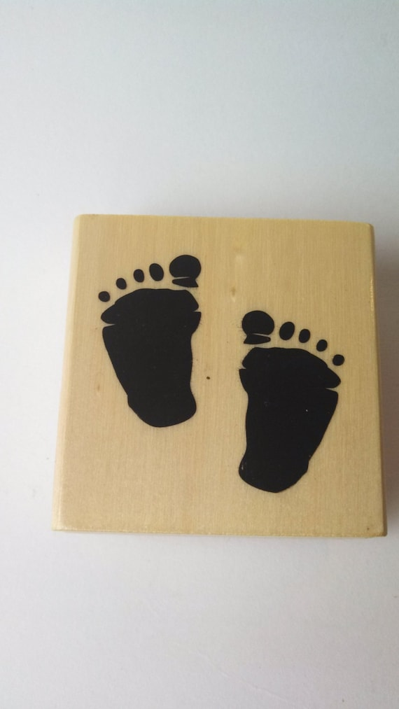Wood Mounted Rubber Stamps By Anita S Sugarloaf Barefeet