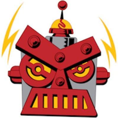 theangryrobot