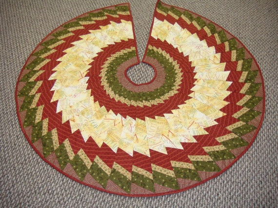 Country Tree Skirt 51