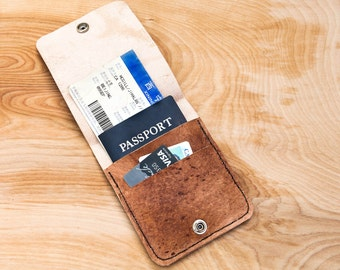 No.# 4 Passport Wallet