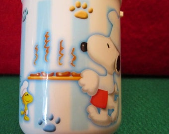 Snoopy Thermos Bottle