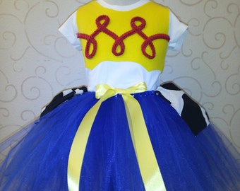 Jessie Tutu set, toy story