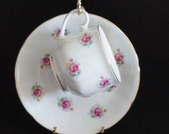 Vintage, Rose Teacup set