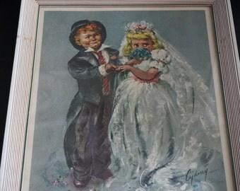 Vintage, Cydney O Promise Me Print