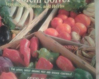 Rodales Garden Problem Solver. 550 pages of garden information.