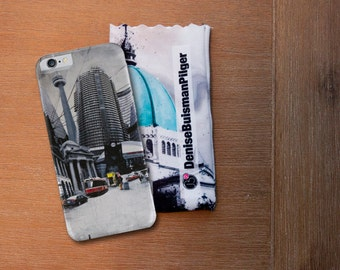 Quirky Toronto Phone case for iPhone and Samsung Galaxy