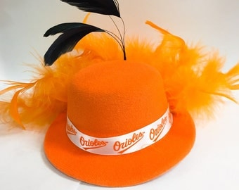 Orioles Hat Fascinator