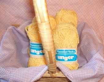 Planation Bulky twisted Cotton Yarn