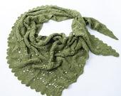 Envoi - crochet pattern of a shaw / haakpatroon van een shawl
