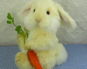 Binky Buttermilk OOAK artist bunny rabbit