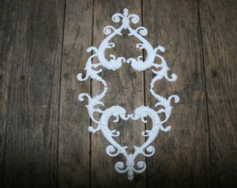 DIY Furniture Appliques / Furniture Mouldings / Onlays / Architectural Pieces / Interior Design / Painted Furniture / Embellishments