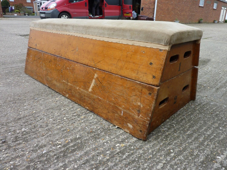 Super Stunning Industrial Vintage Upcycled School Gym Horse Bench Uwap Interior Chair Design Uwaporg