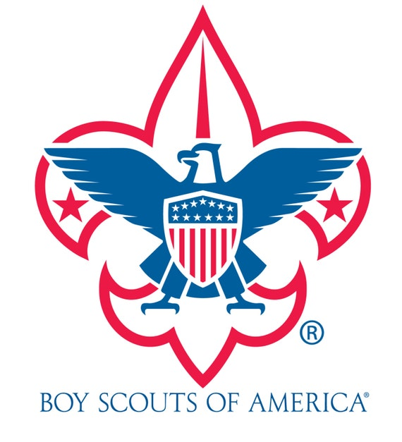 BOY SCOUTS-EMBLEM Edible Image Cake Topper by ABirthdayPlace