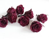 Preserved Natural lovely Princess Roses, Preserved Purple Roses, Roses for Bouquet, Rose Bouquet, Preserved Rose Bouquet  Simply Beautiful !