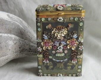 Vintage Italian Cigarette Case