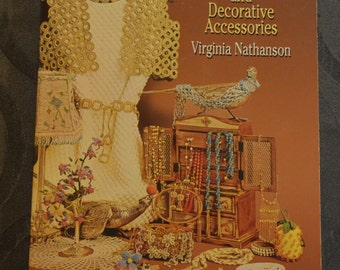Making Beaded Jewelry by Virginia Nathason, Classic How-To Beading Book, Beading Supply