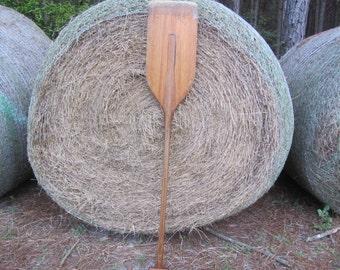 Boat oar,wood oar,oar, wall decor, nautical, beach,rustic,seaside decor,coastal, boat paddle