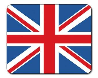 Union Jack Flag  Mouse Mat Mouse Pad