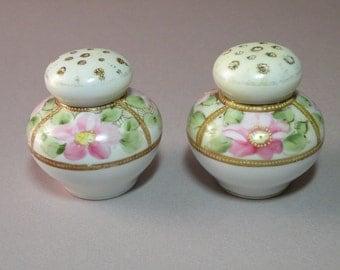 Flower Salt & Pepper Shakers