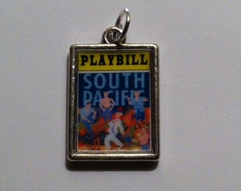 Theater / Show Charm - Playbill Play Bill - South Pacific