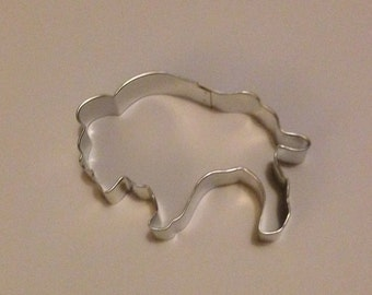 "4"" Buffalo Cookie Cutter"