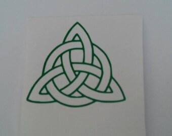 Celtic Vinyl Decal