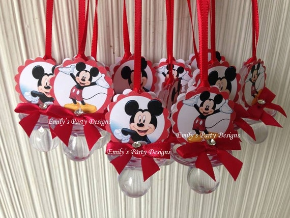 mickey mouse baby shower pacifier necklac pacifier mickey mouse favor