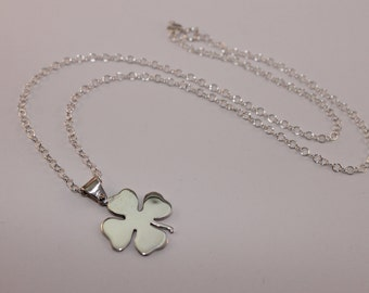 Good Fortune Clover Pendant