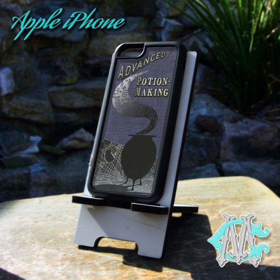 FREE SHIPPING! Harry Potter Advanced Potion Making book - iPhone 4/4s - 5/5s - 5c - 6 Case