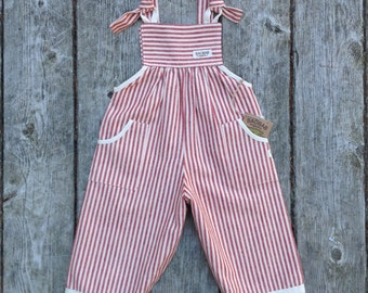 Organic Baby Clothes Overalls
