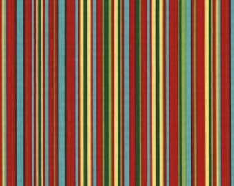 Michael Miller- Play Stripe C-3137-  Fabric- 1/2 yard