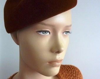 Hat vintage 50 's