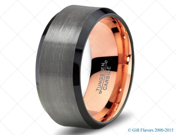 Image Result For Womens Tungsten Wedding Bands