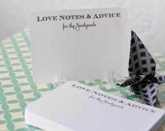 25 Wedding Wish Cards: Wedding-Engagement-Shower
